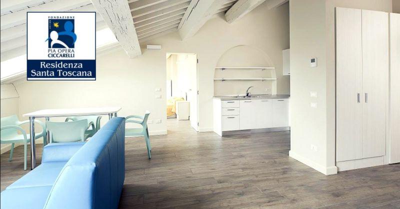 RESIDENZA SANTA TOSCANA offerta abitazioni collaborative per portatori di handicap Verona