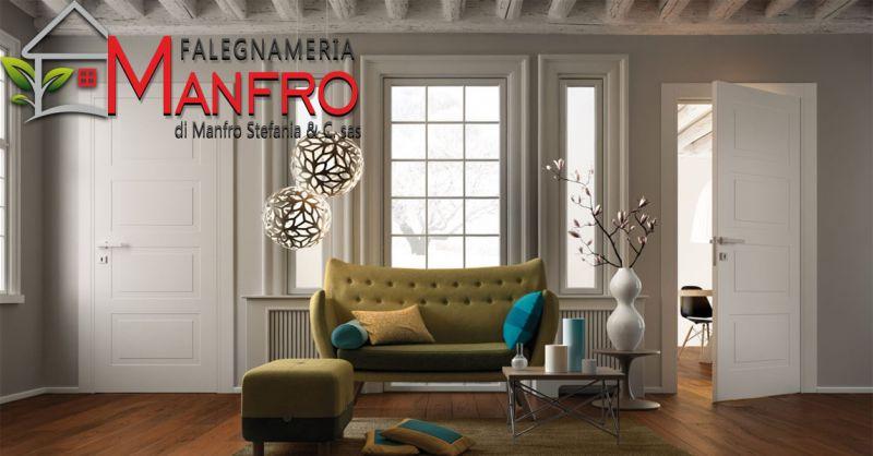 Offerta verniciatura balconi e serramenti vicenza sihappy - Porte e finestre vicenza ...