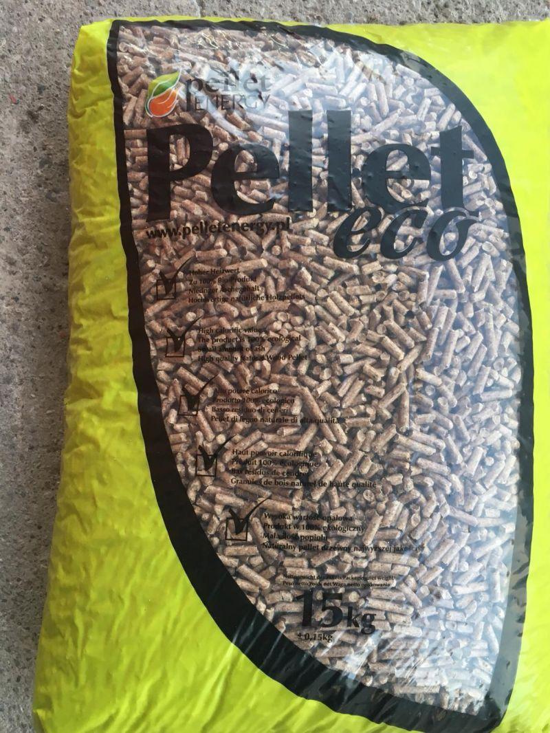 pellet legno di abete bianco certificato enplus a1