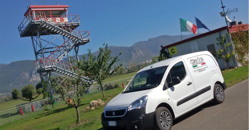 CATE ANTINCENDIO offerta collaudo semestrale estintori - manutenzione impianti antincendio