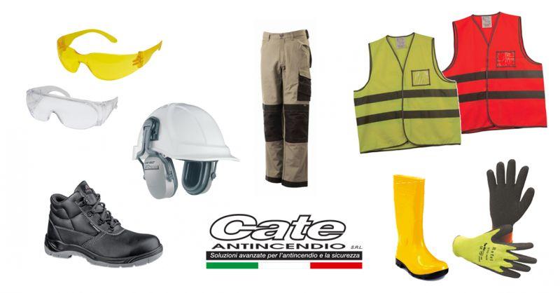 CATE ANTINCENDIO offerta vendita dispositivi sicurezza individuale terni - promozione DPI terni