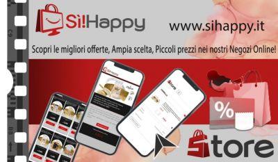 si happy store trova la migliore offerta piattaforma e commerce italia senza fee tutto compreso