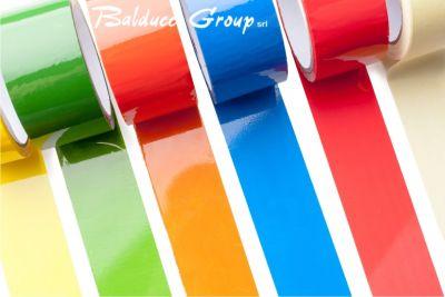 offerta vendita nastri adesivi personalizzati balducci group srl