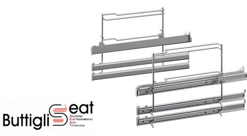 Offerta kit di guide telescopiche Neff - Promozione elettrodomestici per forno Roma
