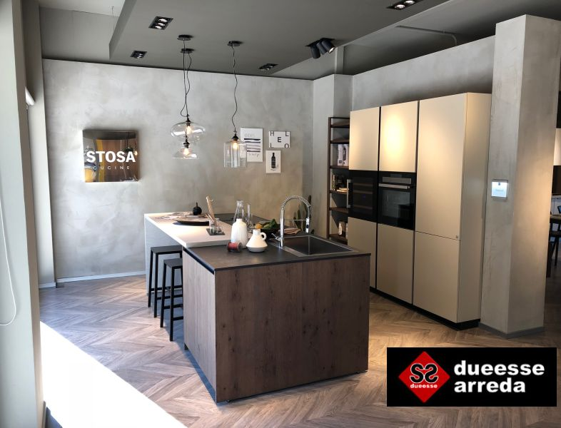 DUESSE ARREDA offerta cucine stosa replay-promozione stosa cucine aliant cucina moderna