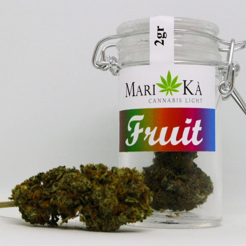 CANNABIS LIGHT - FRUIT ANCONA