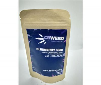 cannabis light blueberry cbweed ancona