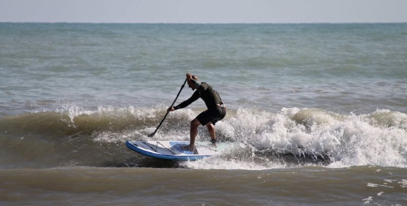 Obersup srl - vendita sup gonfiabile - migliori stand up paddle - accessori per sup e surf