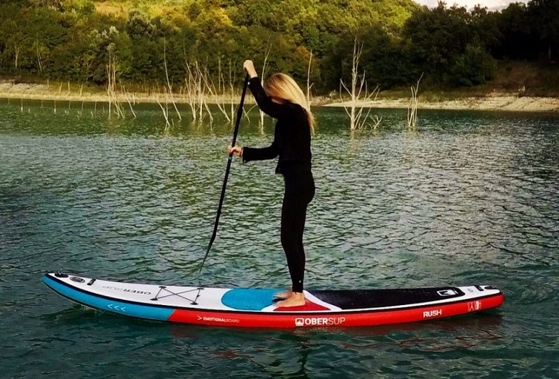 Obersup srl - vendita on line sup gonfiabile pagaie borse stand up paddle qualità ottima