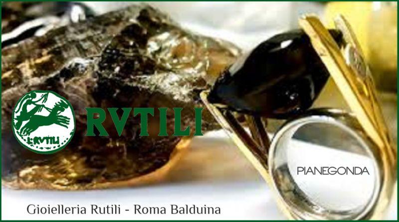GIOIELLERIA RUTILI Occasione sconto 30% su collezione Gioielli in argento Pianegonda Roma