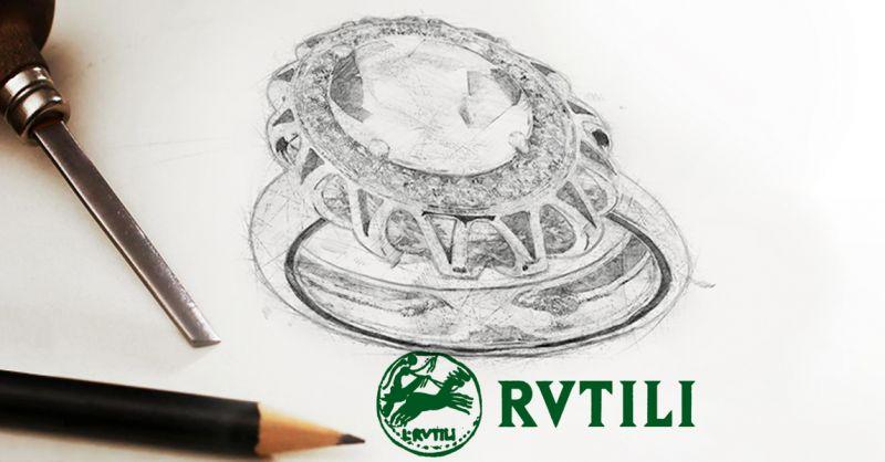 Gioielleria Rutili offerta maestro orafo Roma - occasione riparazione creazione gioielli Roma