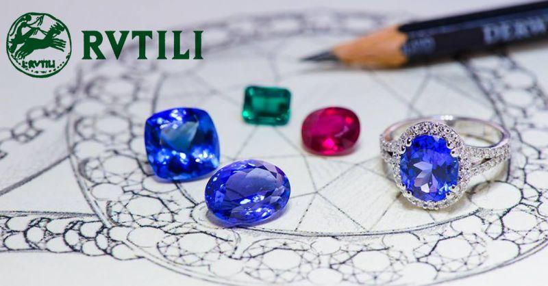 offerta incastonatura gioielli pietre preziose Roma - occasione creazione gioielli su misura
