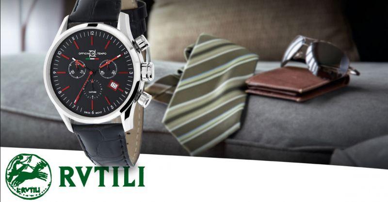 Offerta Orologi marca Officina del tempo in sconto - Occasione cronografi in saldo a Roma
