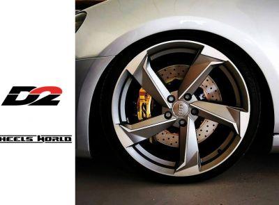 offerta rivenditore autorizzato d2 racing promozione vendita kit freni d2