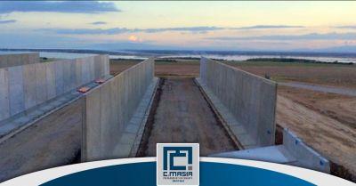 offerta realizzazione silos e vasche per zootecnica oristano occasione moduli prefabbricati