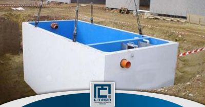 offerta impianti di trattamento acque prima pioggia cagliari occasione vasche in calcestruzzo