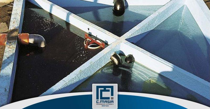 Offerta realizzazione disoleatori a gravità Oristano - Occasione Disoleatori e Separatori olii