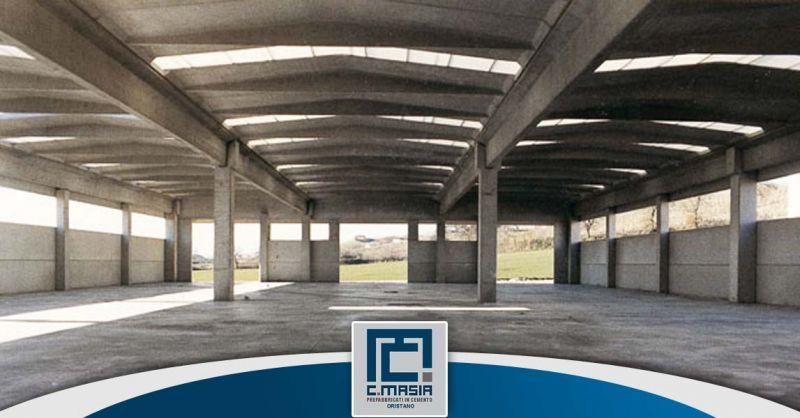 Offerta Coperture prefabbricate per capannoni - Occasione tegoli in cemento armato Oristano