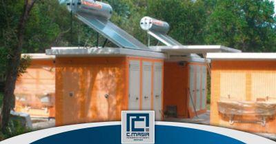 offerta servizi igienici prefabbricati oristano occasione bagni per camping cagliari