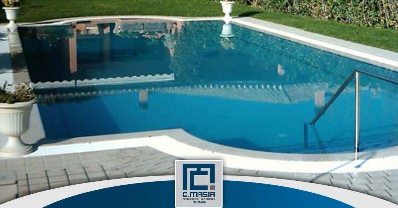 Offerta piscine modulari Cagliari - Occasione Piscine prefabbricate per campeggi Oristano