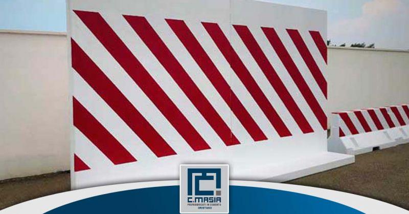 Offerta produzione New Jersey Oristano - Occasione barriere antiterrorismo cagliari