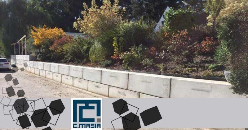 Offerta Realizzazione Muri per contenimento protezione Oristano - Occasione Muri di rinforzo scarpate Cagliari