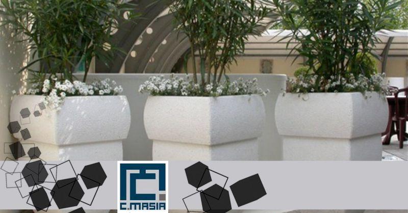 Offerta le migliori Fioriere in cemento Cagliari - Occasione Fioriere urbane su misura Oristano