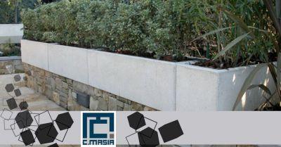 offerta fioriere per spazi pubblici in cemento cagliari occasione arredo urbano fioriere design oristano