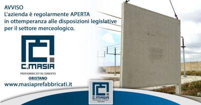 offerta prefabbricati in cemento oristano occasione strutture prefabbricate in cemento armato