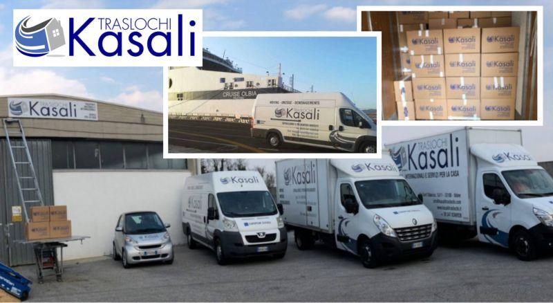 offerta servizi di trasloco nazionale ed internazionale italia e isole comprese