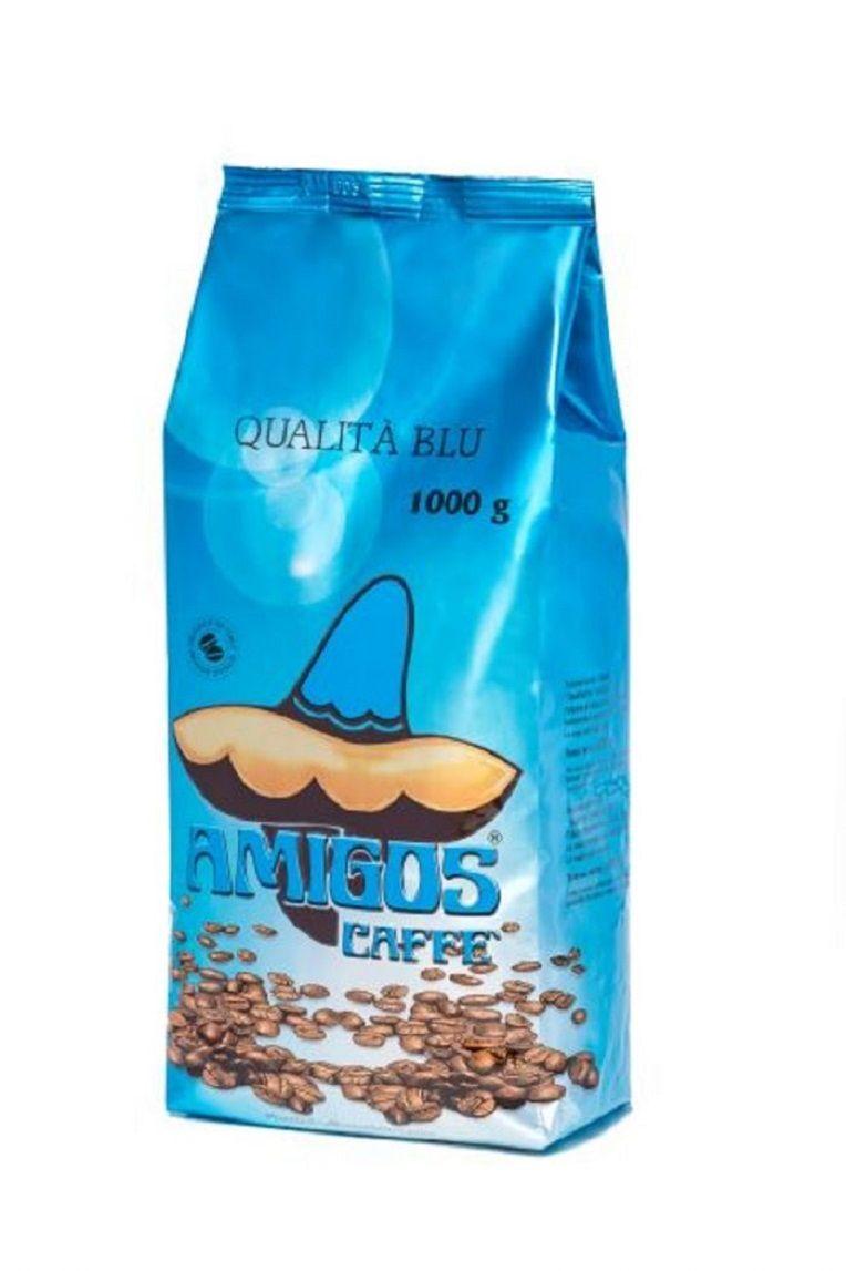 Amigos Caffè offerta caffè italiano in grani, macinato, in cialde e in capsule.