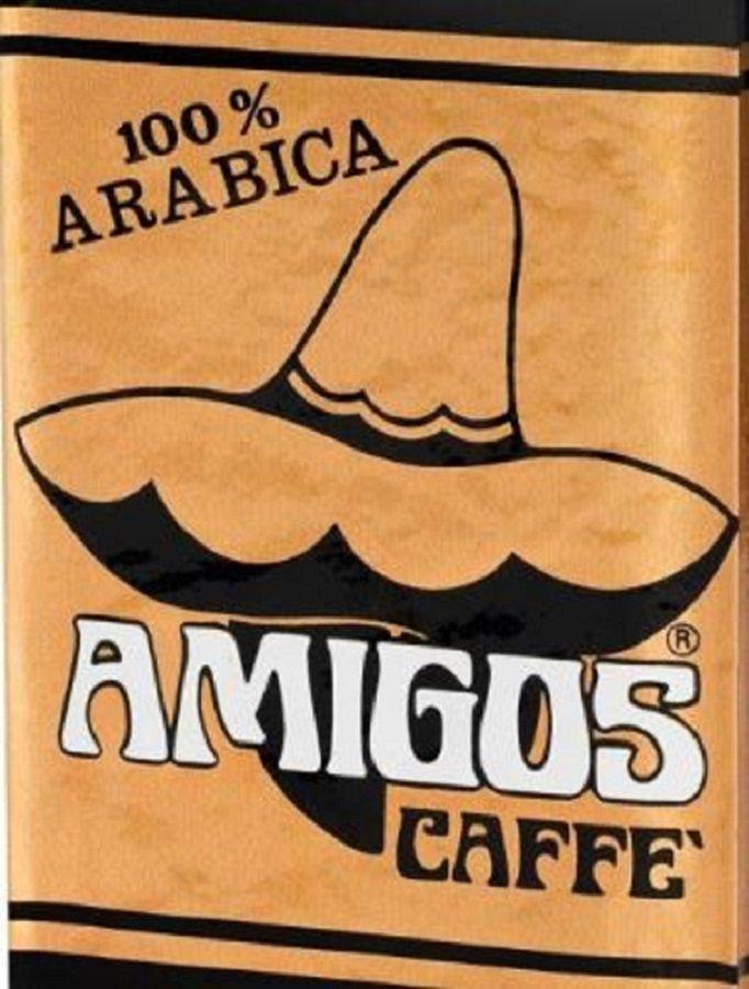 Amigos Caffè: offerta caffè  italiano 100% arabica macinato.