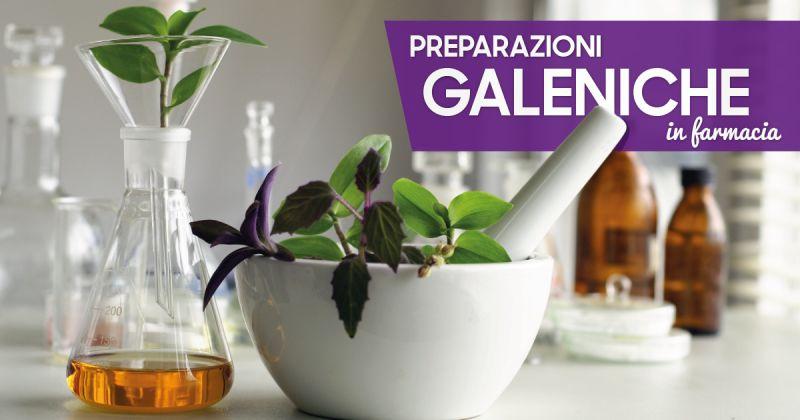FARMACIA DR GIORGIO FAVRETTI Offerta servizio preparazioni galeniche Agordo