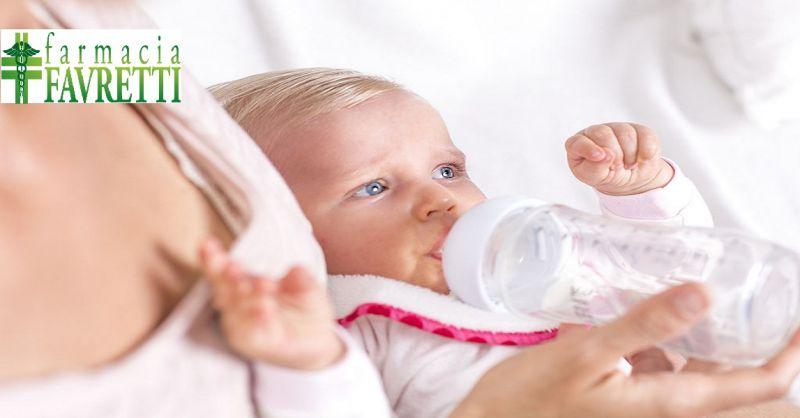 Farmacia offerta prodotti per igiene neonati - occasioni biberon e sterilizzatori Agordo