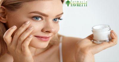 offerta farmacia cosmetici per intolleranti occasione creme viso pelli sensibili anallergici