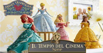offerta vendita personaggi disney da collezione roma occasione statue disney in resina roma