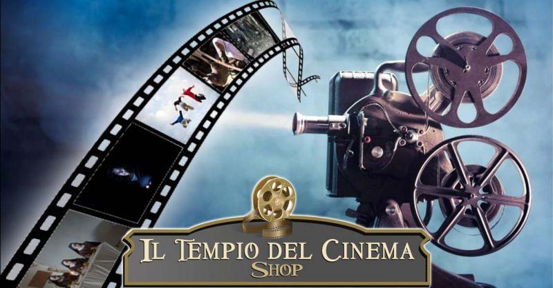 IL TEMPIO DEL CINEMA Offerta vendita DVD rari Roma - Occasione Negozio DVD a Roma