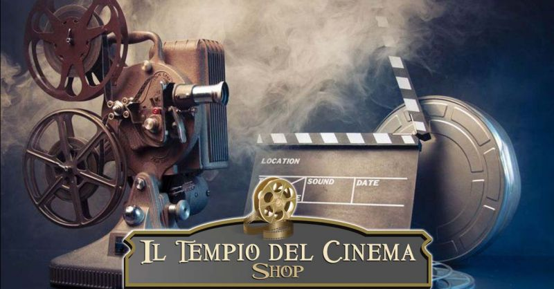 IL TEMPIO DEL CINEMA  Offerta Vendita film Fuori Catalogo Roma - Occasione DVD Rari Roma