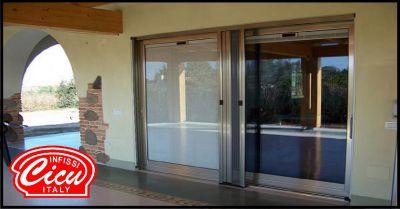 infissi cicu offerta produzione infissi serramenti alluminio con isolamento termo acustico