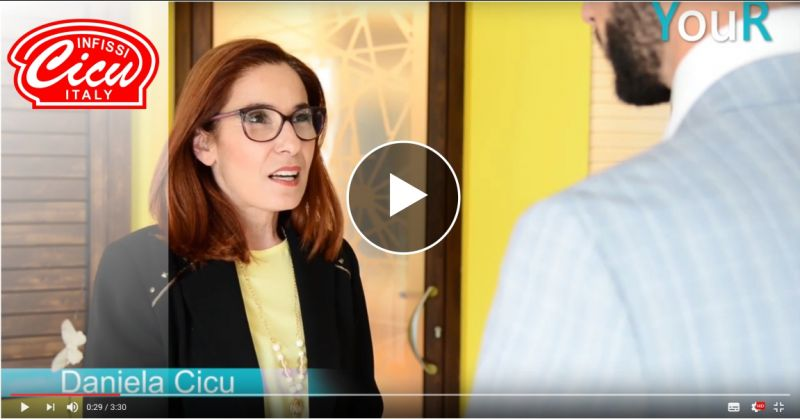 CICU OFFERTA INFISSI IN ALLUMINIO CON ISOLAMENTO TERMO ACUSTICO - SERRAMENTI MADE IN ITALY