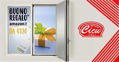 infissi cicu marrubiu acquista infissi e serramenti domal ricevi buono regalo amazon 120 eu