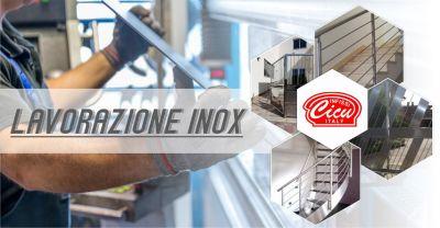 infissi cicu offerta lavorazioni su misura in acciaio inox