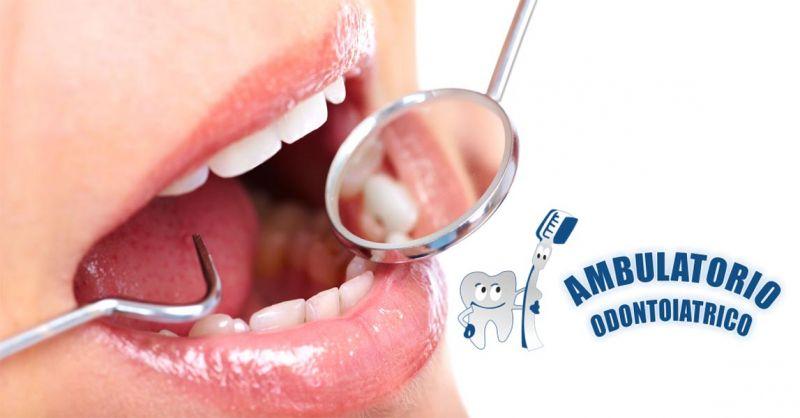 offerta rimpianti dentali impianti a vite - occasione impiantologia dentale protesi dentali