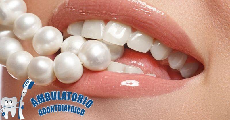 Offerta sbiancamento denti e ablazione tartaro Roma - occasione sorriso bianco Roma