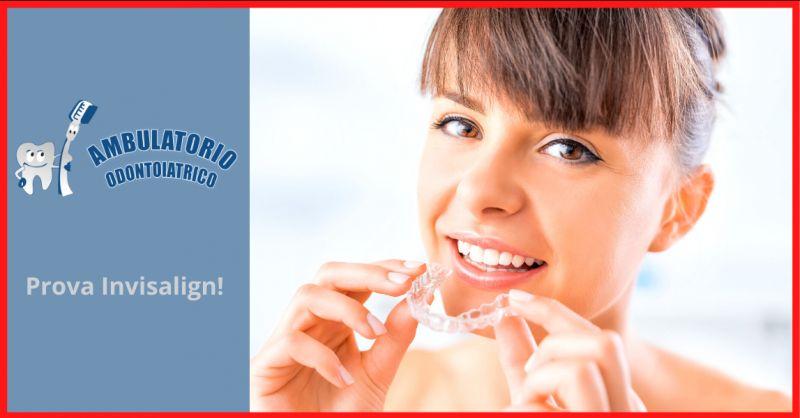 DOTT MAURIZIO MONTAGNA Offerta dentista invisalign roma - occasione apparecchio invisalign roma