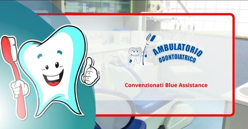 DOTT MAURIZIO MONTAGNA - Offerta dentisti convenzionati blue assistance roma