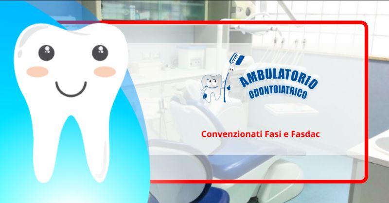 Offerta Fasi dentisti convenzionati roma - occasione Fasdac dentisti convenzionati Roma