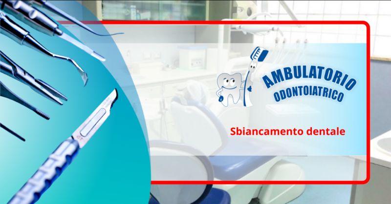 DOTT MAURIZIO MONTAGNA - Offerta servizio sbiancamento denti roma