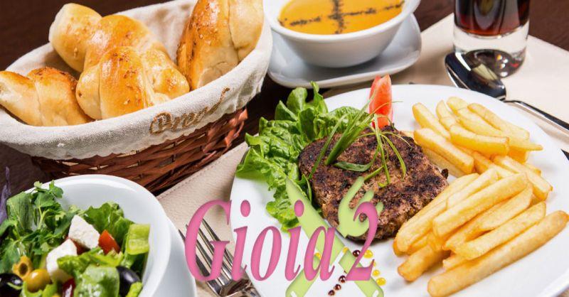 offerta menu completo di pesce Fiumicino - occasione mangiare menu completo a prezzo fisso Roma