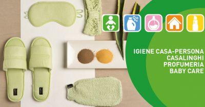 offerta vendita articoli naturali igiene per la casa a lecce deter shop